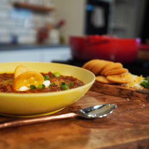Jomby Recipe for Shredded Beef Chili